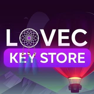 Key&Account Store Lovec.Pro