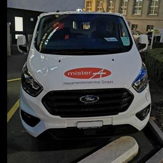 mister A Hausmeisterservice